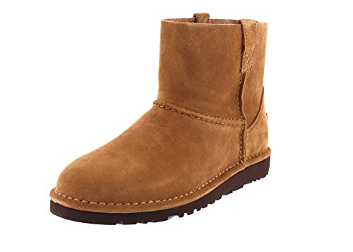 UGG - Bottes CLASSIC UNLINED MINI 1017532 - chestnut