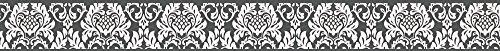 A.S. Création selbstklebende Bordüre Only Borders 9 Borte schwarz weiß 303893