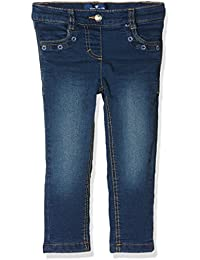 TOM TAILOR Kids Girl's Lined Denim With Pattern Jeans