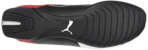 Puma Futurecatsfogf6, Chaussures Multisport Outdoor Mixte Adulte Noir (Black/White/Red 01)