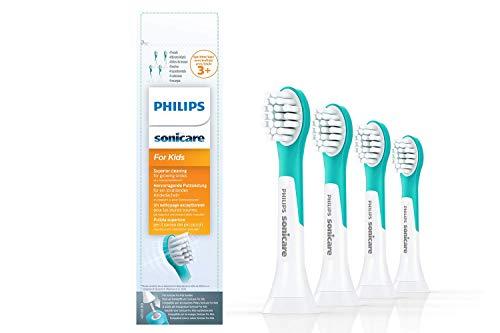 Philips Sonicare HX6034/33 Pack Têtes de brosse For Kids 3+ (X4)