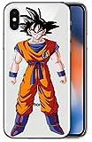 Art-design Coque iPhone XS Max Mini Son Goku Son Gohan Vegeta Super Saiyan DBZ Super...
