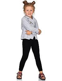 Futuro Fashion Chaud Épais Enfants Leggings Coton Filles Pantalon Uni Longue Enfants Pantalon Âge 2 3 4 5 6 7 8 9 10 11 12 13