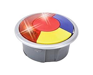 BIG Easy Touch - Electrónica para niños (Azul, Rojo, Plata, Amarillo, 1 año(s), 70 mm, 70 mm, 30 mm)