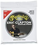 Martin Phosphore Bronze Ec12 Eric Clapton Signature Light 012-054