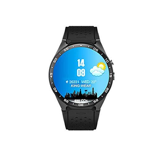 XUEQQ Sportuhr Smart Uhr Telefon Arc Touch Bildschirm 3gsim/Wi-Fi Android und app GPS Navigation Foto Vier Kern bewerten Überwachung Sport WA TCH Bluetooth-Uhr 2,7-ghz-core