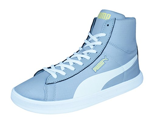 Puma, Sneaker Uomo Limestone Gray/White BY 37