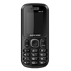 ADCOM X2 (HERO) DUAL SIM MOBILE - BLACK + RED