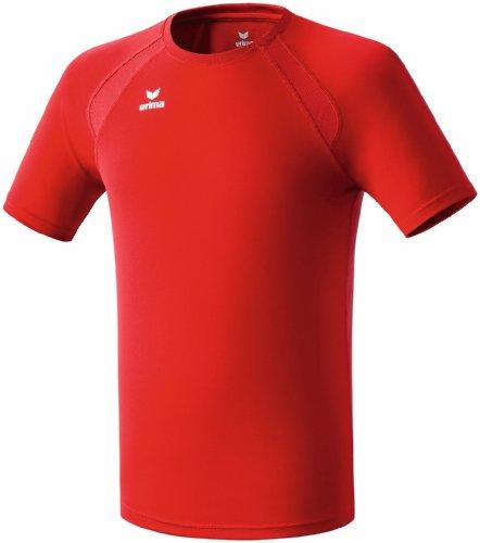 Erima Kinder T-Shirt PerformanceRot - Rot,  140 cm(11 Jahre)