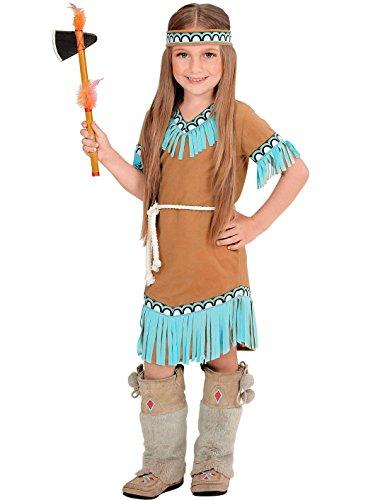 m Indianerin (Elf Kostüme Für Mädchen)