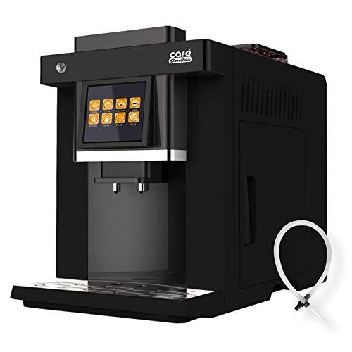 Kaffeevollautomat✔ EASY-TOUCH✔ Café Bonitas✔ Touchscreen✔ Dualboiler✔ 19 Bar✔ Kaffeeautomat Kaffeemaschine Kaffee Espresso Latte