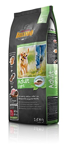 Belcando Adult Light [15 kg] Hundefutter | Trockenfutter für übergewichtige Hunde | Alleinfuttermittel für ausgewachsene Hunde ab 1 Jahr