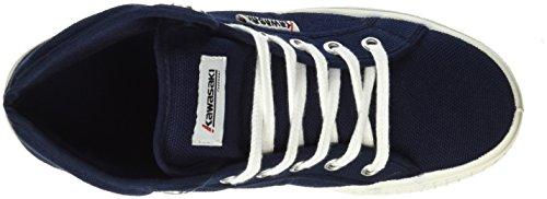 Kawasaki Boston Boot, 2.0, Baskets Basses Mixte Adulte Bleu - Blau (Dark Navy, 592)