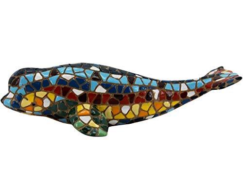 Beluga Mosaïque 15cm