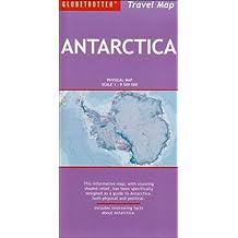 Antarctica (Globetrotter Travel Map)
