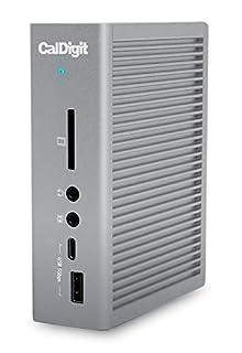 CalDigit TS3 Plus - Thunderbolt Station 3 (0.7M) - (Space Grey) (B07CVP5HMP) | Amazon price tracker / tracking, Amazon price history charts, Amazon price watches, Amazon price drop alerts