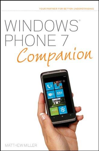 Windows Phone 7 Companion por Matthew Miller