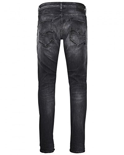 JACK & JONES Herren Jeanshose Black Denim (12111026)