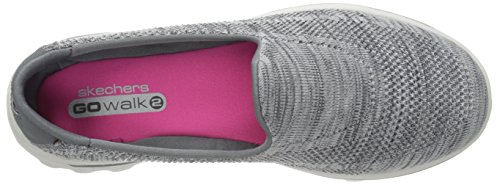 Skechers GO Walk 2 Hypo Damen Sneakers Gray