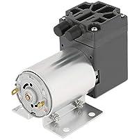 pompaggio de aspiración a presión negativa con bomba de vacío CC 12V 5L/min 120kPa con soporte 500mA