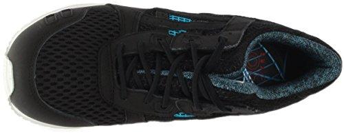 Asics Gel-Lyte III Synthétique Baskets Black-Black