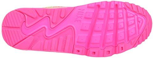Nike Air Max 90 Br Gs, Entraînement de course fille Jaune