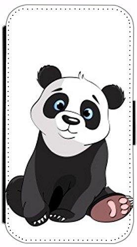 Flip Cover für Apple iPhone 6 / 6S (4,7 Zoll) Design 271 Ying Yang Schwarz Weiß Hülle aus Kunst-Leder Handytasche Etui Schutzhülle Case Wallet Buchflip mit Bild (271) 268
