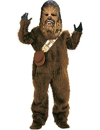 (STAR WARS - Chewbacca - Kinderkostüm - Größe ca. 122cm)