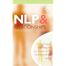 NLP & RELATIONSHIPS SIMPLE STR: Simple Strategies to Make Your Relationships Work