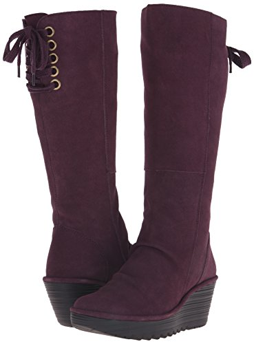 Fly London Yust Oil Suede, Women's Boots 6