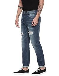 Blue Saint Men's Slim Fit Jeans