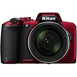 Nikon Coolpix B600 appareil photo Rouge