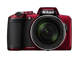 "Nikon COOLPIX B600 Cámara Puente 16 MP CMOS 4608 x 3456 Pixeles 1/2.3"" Negro, Rojo - Cámara Digital (16 MP, 4608 x 3456 Pixeles, CMOS, 60x, Full HD, Negro, Rojo) (B07MZG43R9)   Amazon price tracker / tracking, Amazon price history charts, Amazon price watches, Amazon price drop alerts"