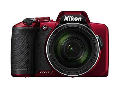 Nikon Coolpix B600 appareil photo Roug