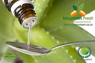 Feverfew Non Alcoholic Tincture Tanacetum parthenium 300ml Dropper Bottle FREE UK Mainland Postage by Mountain Fresh