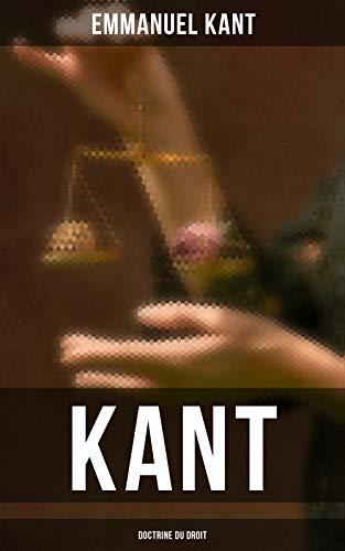 Couverture du livre Kant: Doctrine du droit