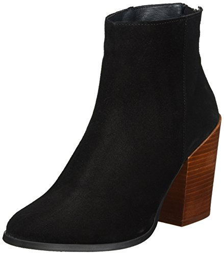 Vero Moda Vmdorthe Leather Boot, Chaussures Bateau Femme