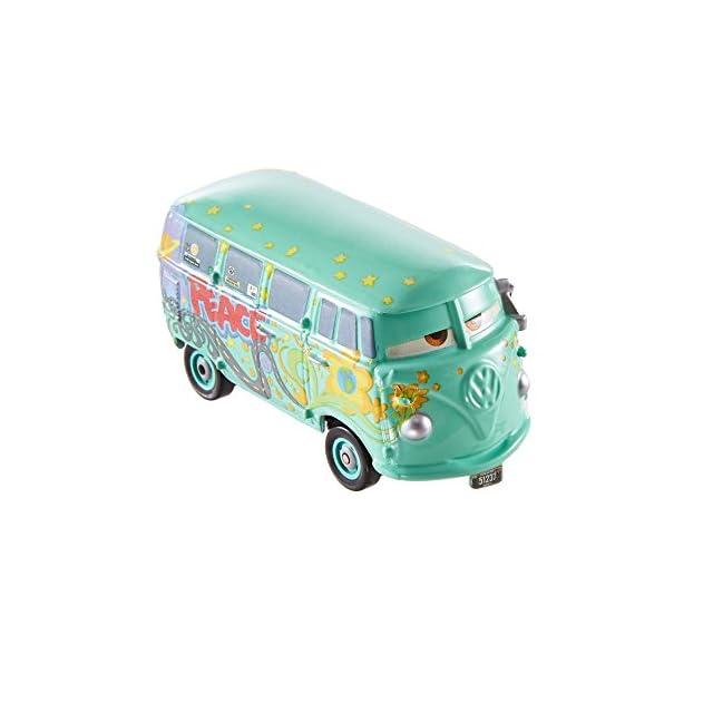 Scolaire Fritter Miss 58Jouet Cars Pixar Petite Voiture Disney Bus N0wvm8n