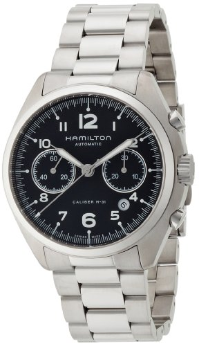 HAMILTON - KHAKI AVIATION PILOT PIONEER AUTO CHRONO - HH-H76416135