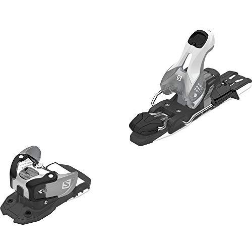 Salomon Warden 11 Ski Bindings - 2019 - Adult - 100mm Brake, Silver/Black
