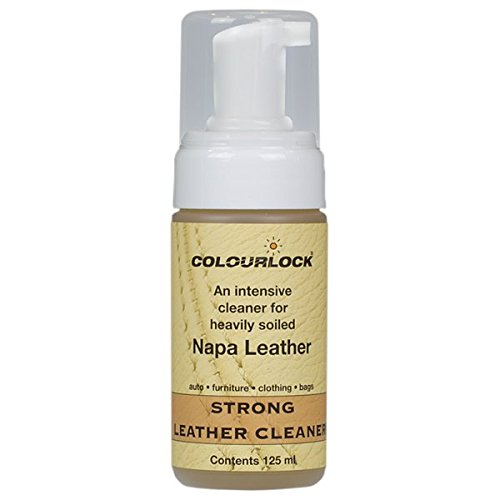 colourlock-strong-leather-cleaner-for-car-interiors-furniture-upholstery-bags-and-clothing-125ml