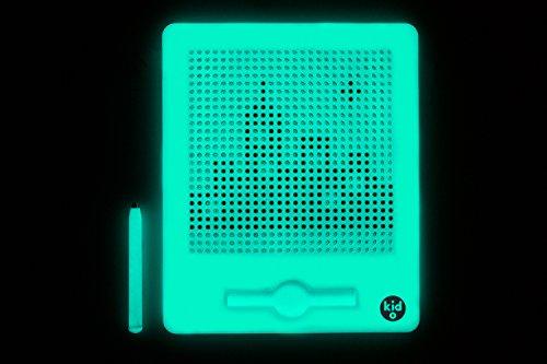 Kid-O-10468-Spiel-Magnatab-Jumbo-Glow-in-The-Dark-Lernspielzeug