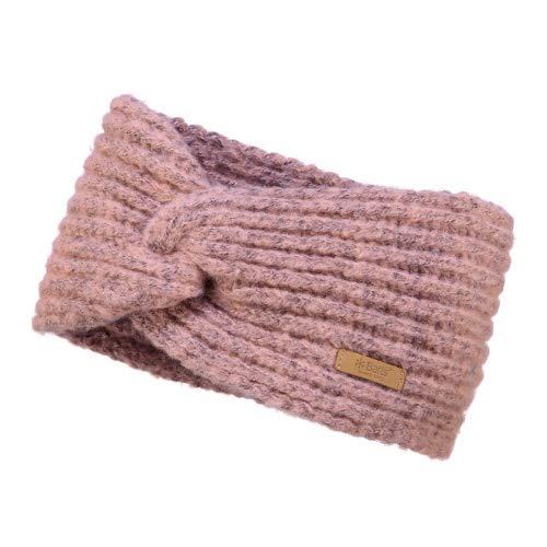 Barts Damen Desire Headband Stirnband, (PINK 0008), One Size (Herstellergröße: Uni)