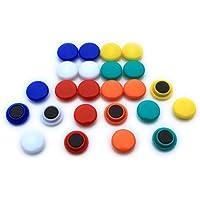 Magnet Expert Petit planification/avis planche aimants, assorti, (1 paquet de 24)