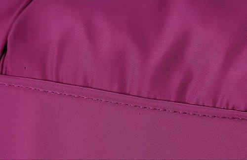 Tracolla Grande Capacità Borse Portatile Multi-funzione Sacchetto Mummia Portatile Casuale Multi-tasca Tessuto Di Nylon Blue
