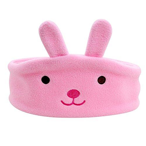 HanGang Kids Kopfhörer Headset Kinder, Kopfband, Musik Kostüm Haarband bequem volume- Limited Weiches Fleece Stirnband–Perfekt für Kids Travel und Home