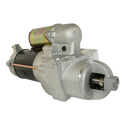 DB Electrical SNK0001 Starter (Chevy Blazer 6.2L V8 Diesel 84 85 86 87 88 with Automatic Transmission) by DB Electrical
