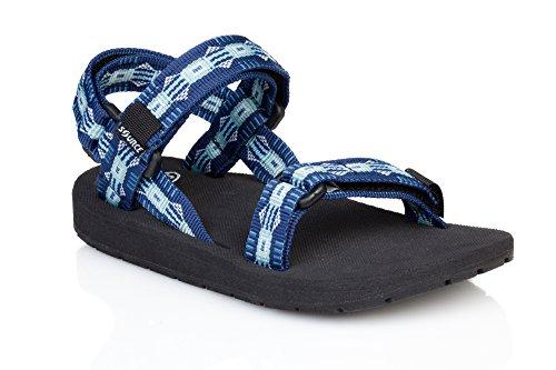 Source, Mädchen Sport- & Outdoor Sandalen Azul (KD Blue)