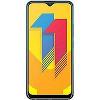 موبايل فيفو Y11 بشريحتين اتصال، شاشة 6.35 بوصة، 3 جيجابايت رام، 32 جيجابايت، شبكة الجيل الرابع ال تي اي - ازرق مينرال