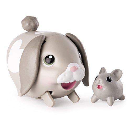 Chubby Puppies & Friends - Satin Angora Bunny (Satin Spin)